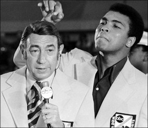 Howard Cosell & His Toupee