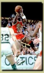 Michael Jordan is God