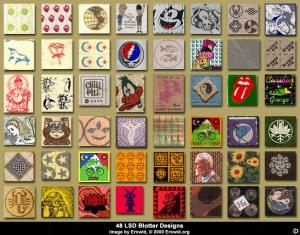 LSD Collage