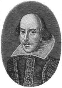 William Shakespeare Was Bald