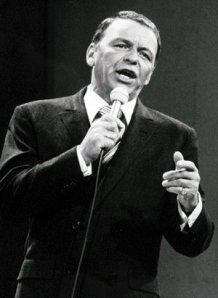 Frank Sinatra was bald.