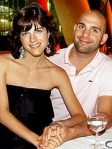 Ahmet Zappa and Selma Blair